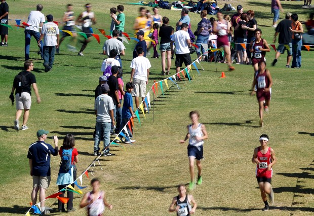 2012 State Cross Country meet