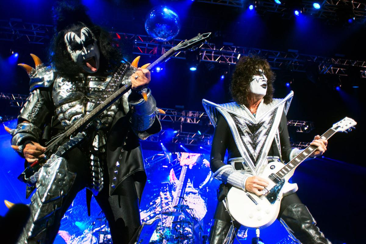 KISS in Tucson
