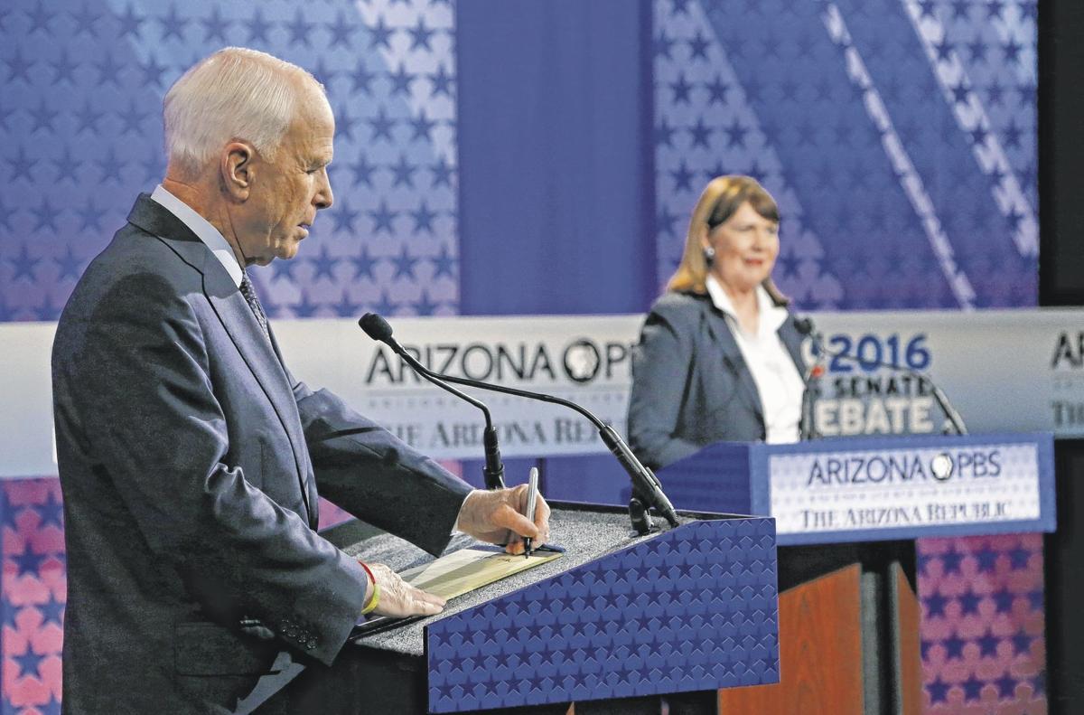 Senate 2016 Arizona Debate