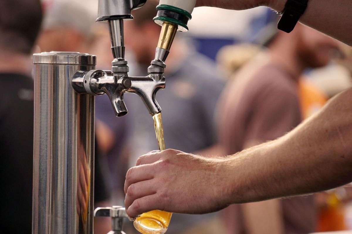 Beer bust