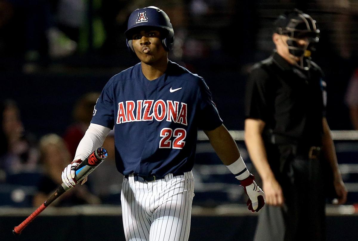 Arizona Wildcats vs. No. 5 Oregon State Beavers college baseball
