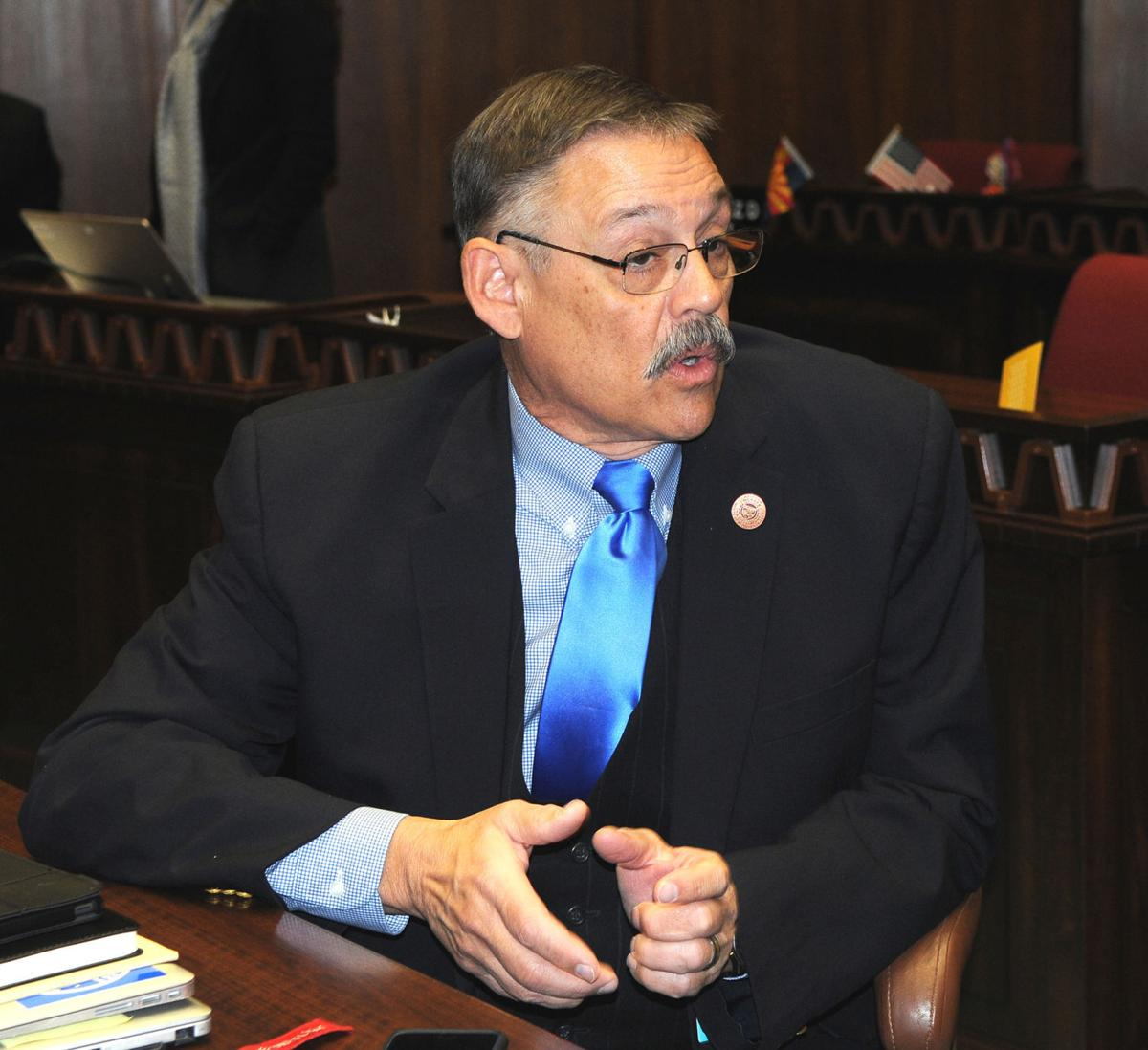 Arizona State Rep. Mark Finchem