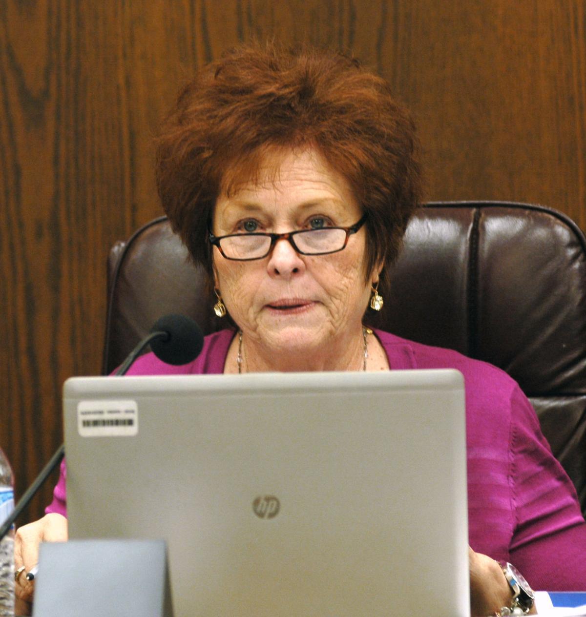 State Sen. Sylvia Allen
