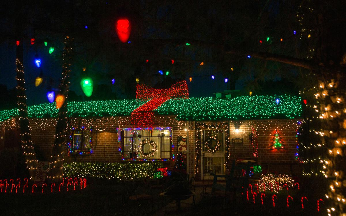Winterhaven Festival Of Lights Kicks Off This Saay Local News Tucson