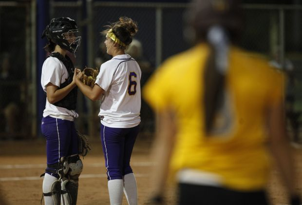 High school softball photos: Salpointe vs Peoria Sunrise Mountain