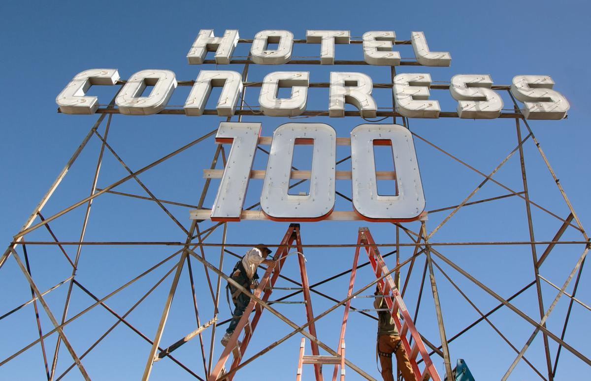 Hotel Congress at 100