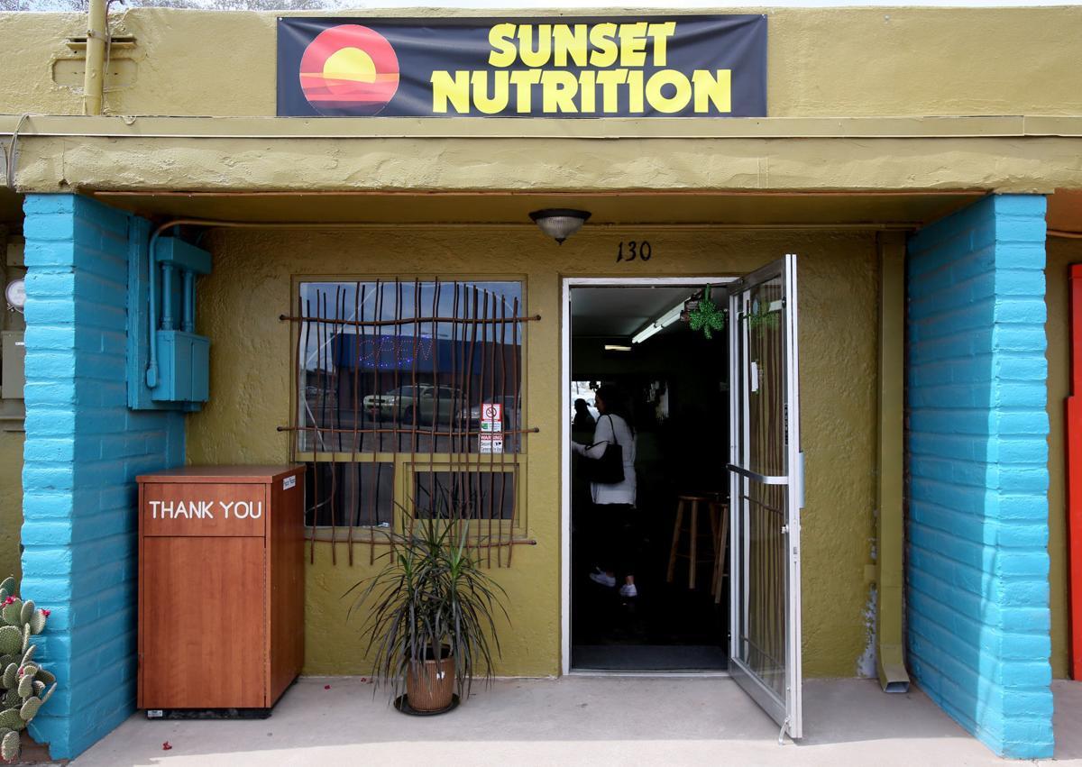 Sunset Nutrition