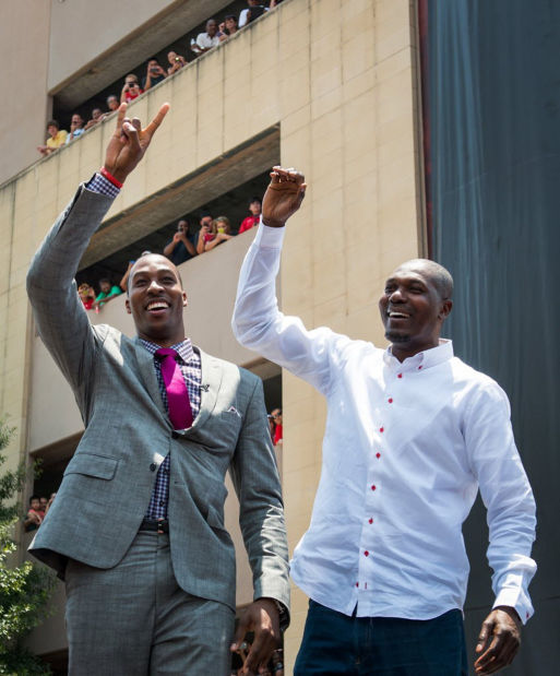 NBA: Howard evolves as 'Rocket Man'