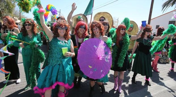 Tucson St. Patrick's Day Parade