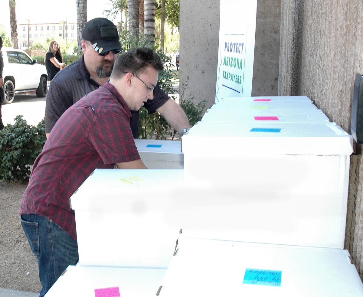 Initiative petitions
