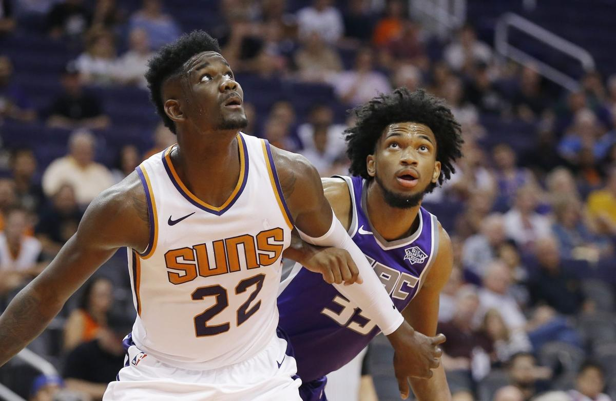 Kings Suns Basketball