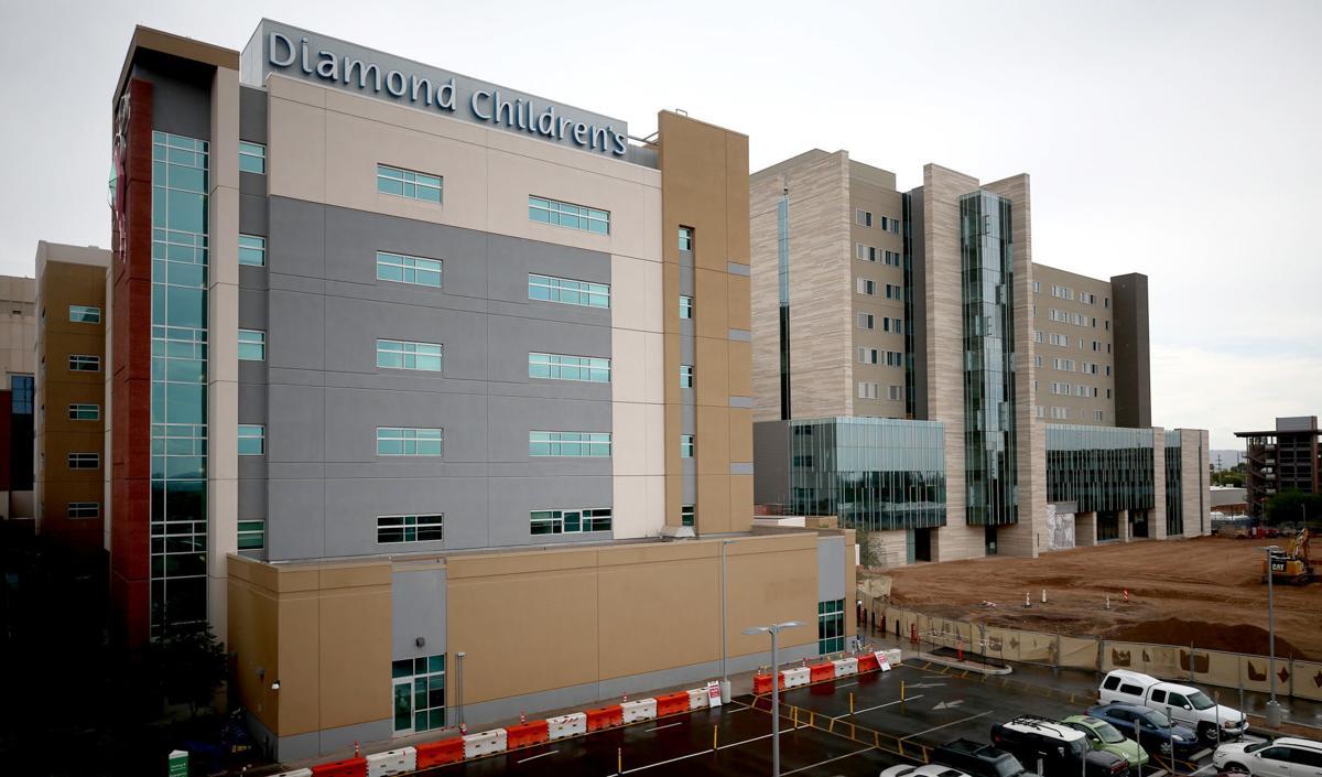 Diamond Children's Medical Center (copy)