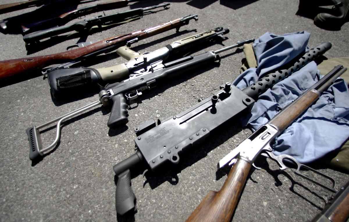 Gun lawsuit