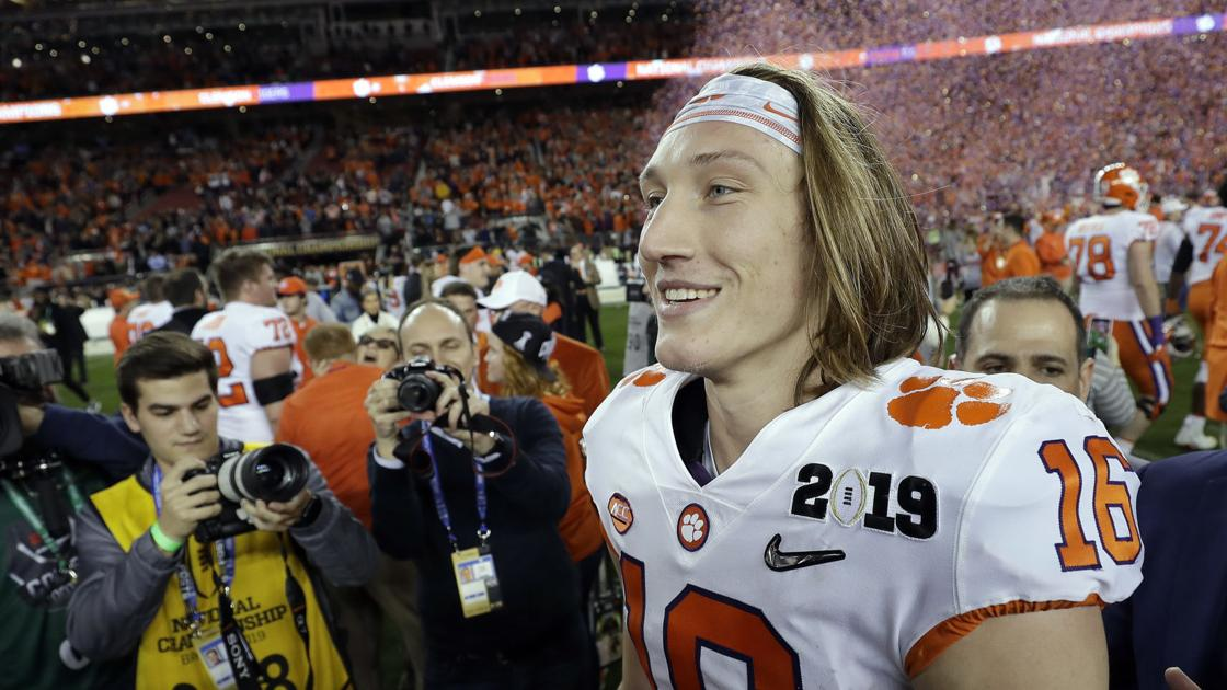 Michael Lev's Top 25: Can anyone knock Clemson, Alabama off college football's mountaintop?