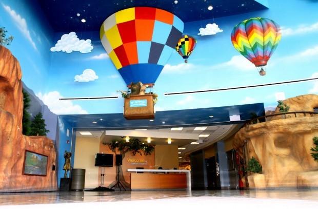Diamond hospital for kids is a gem