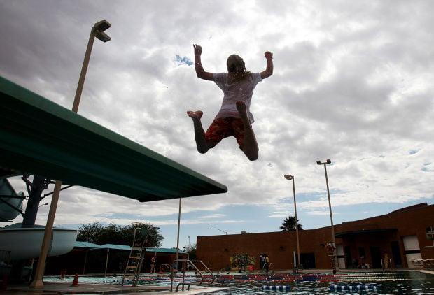Tucson city pools open