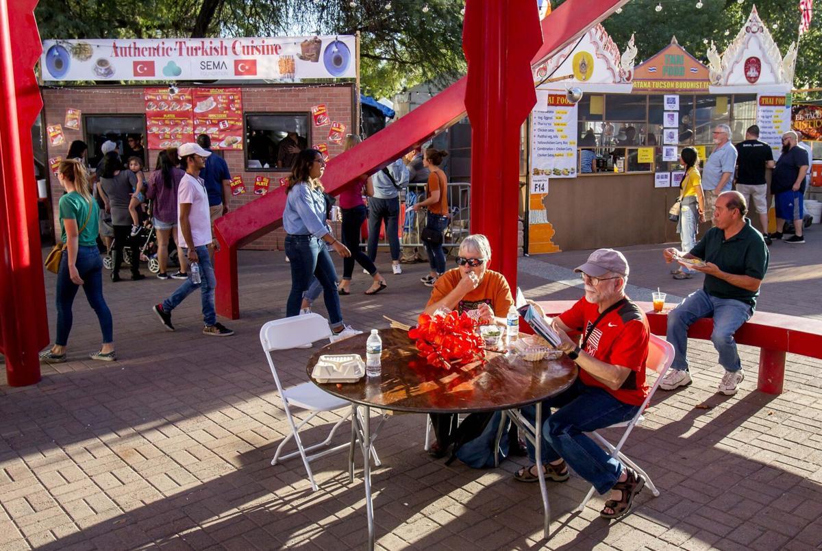 Tucson Meet Yourself Festival