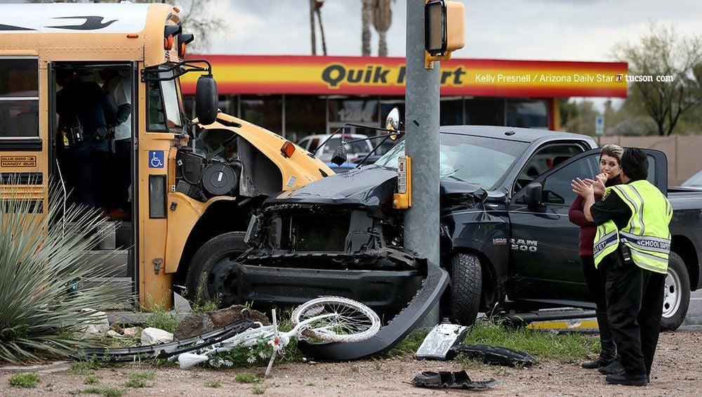 TUSD bus crash