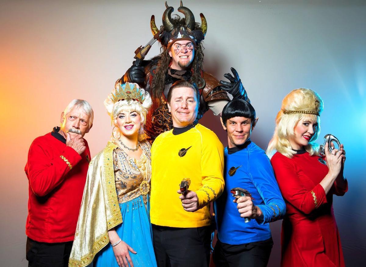 Space Trek: The Gaslight Theatre's Summer Melodrama Show