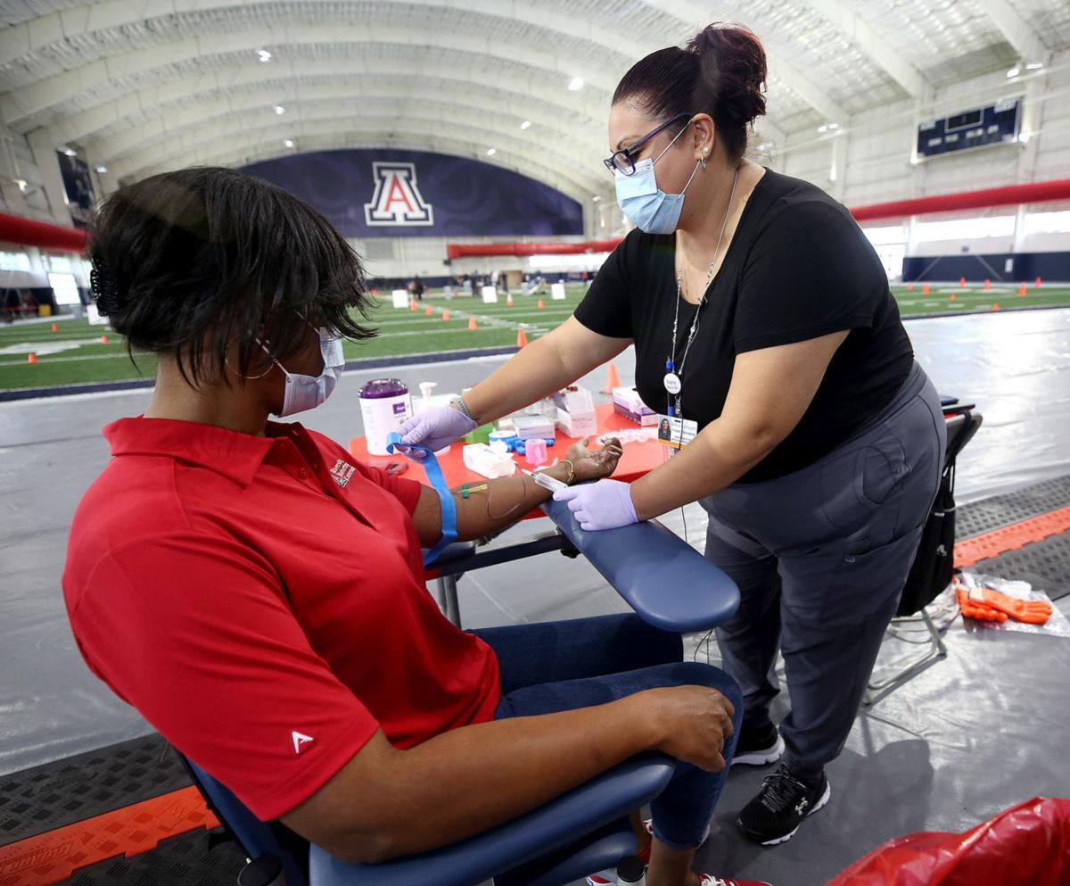 University of Arizona coronavirus testing