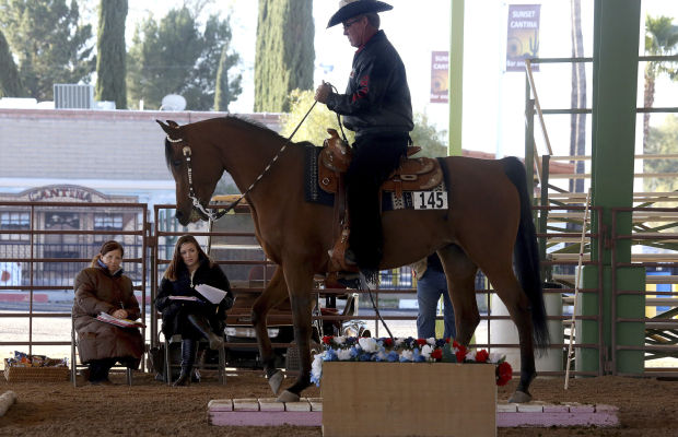 The Heritage Arabian Horse Show