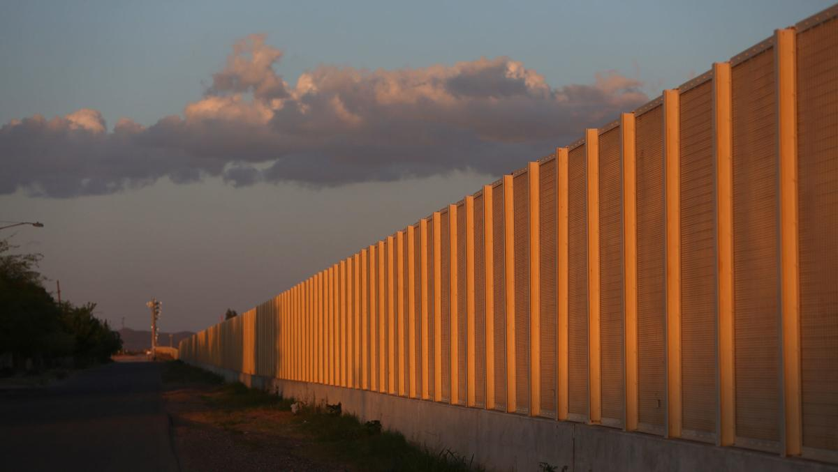 U.S.-Mexico border wall