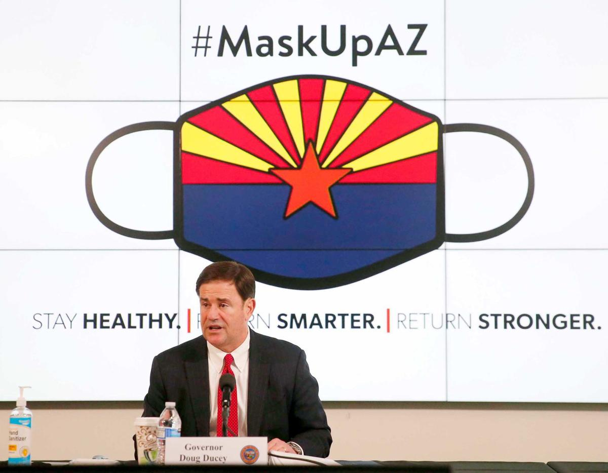 Ducey news conference