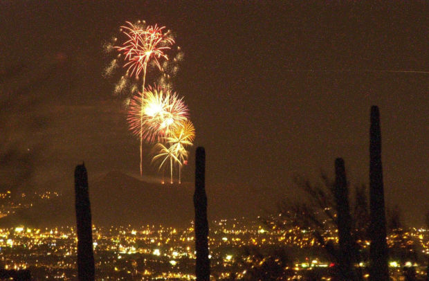 7 places around tucson to watch fireworks local news. Black Bedroom Furniture Sets. Home Design Ideas