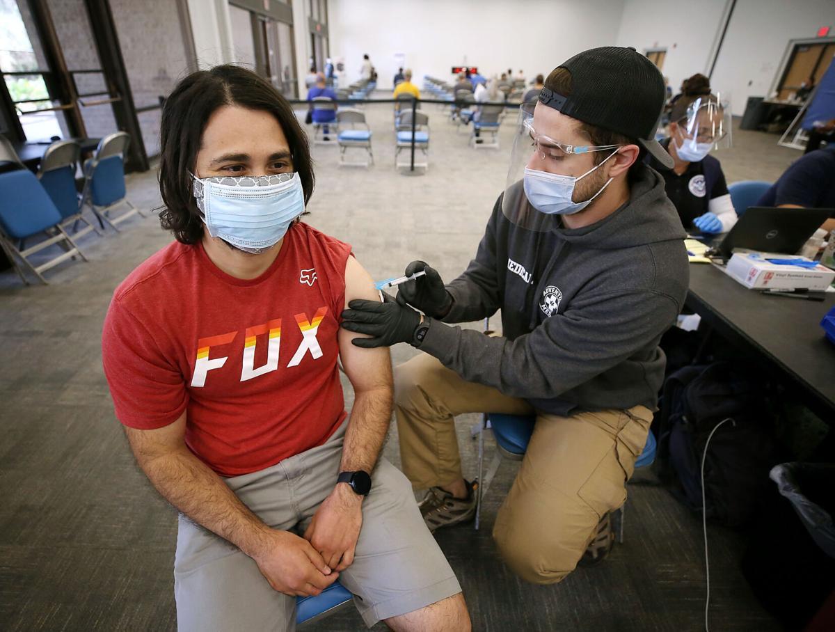 Tucson vaccinations