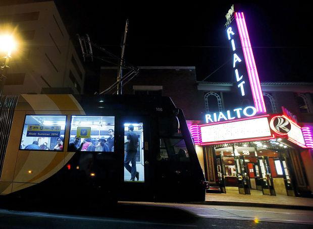 Sun Link streetcar