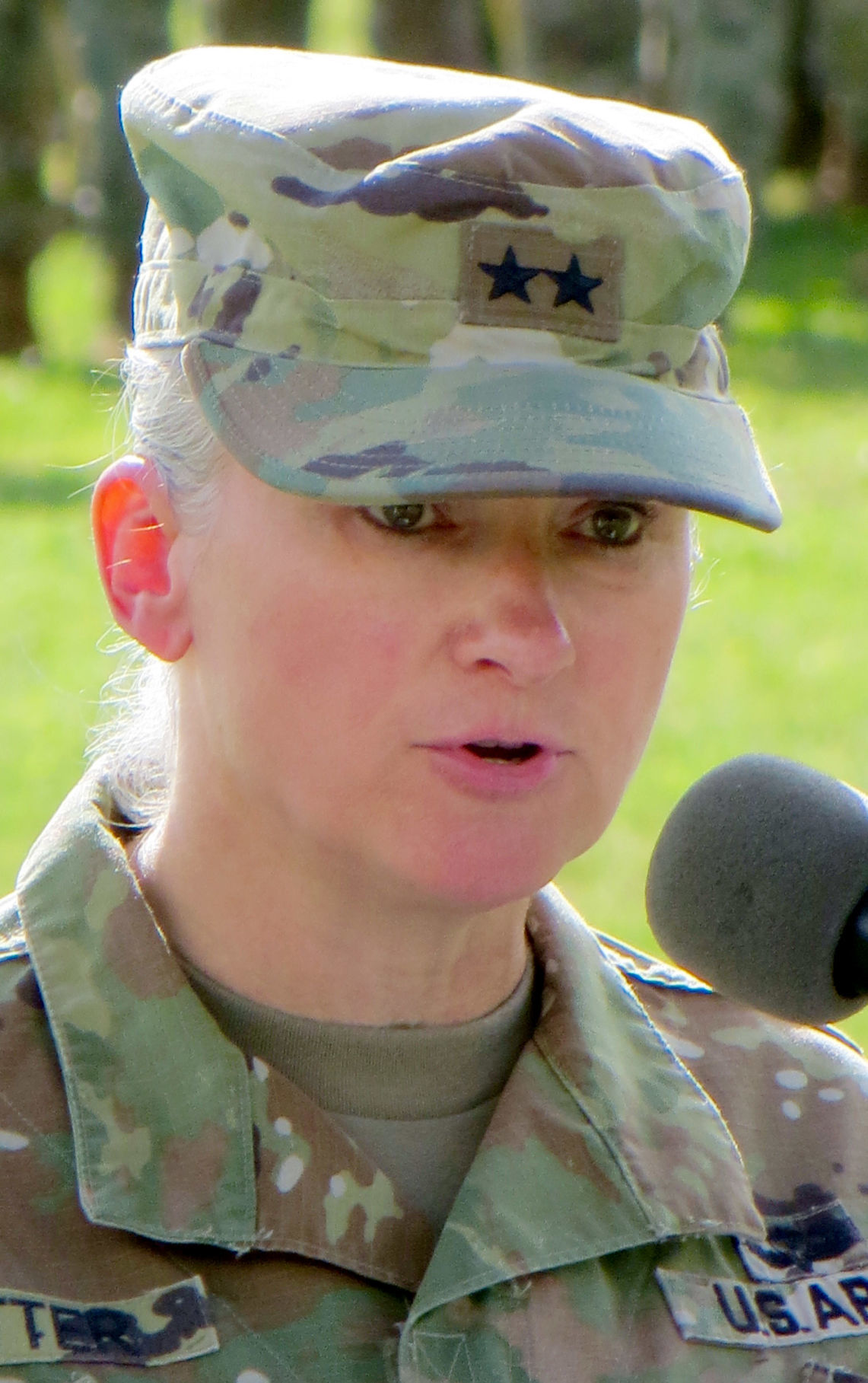Major General Laura Potter