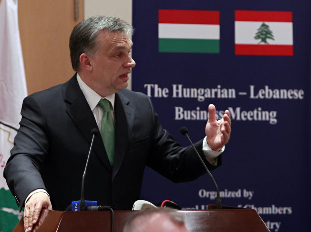 Hungary leader's power grab worries EU