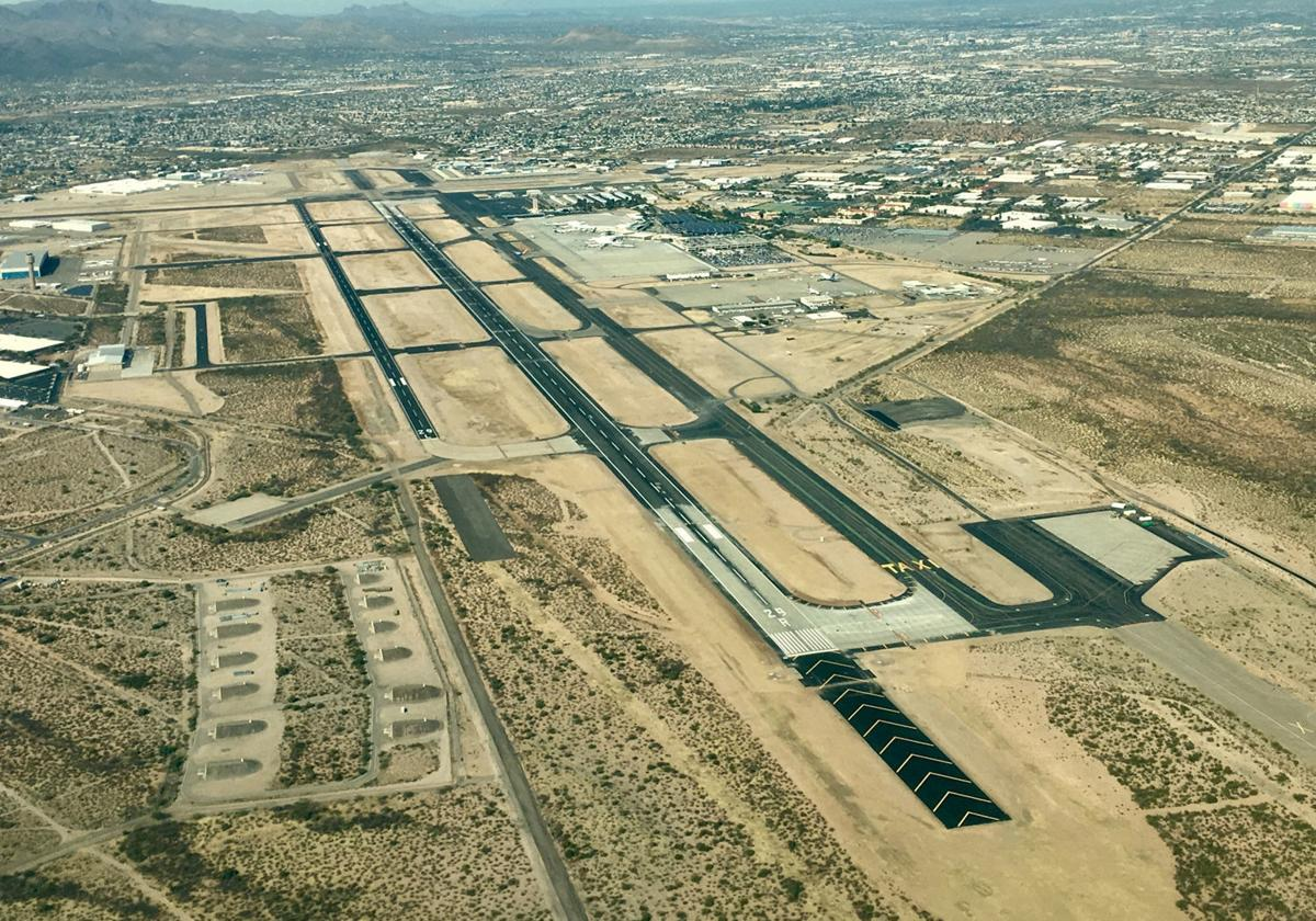 Major runway project to improve safety at Tucson International Airport