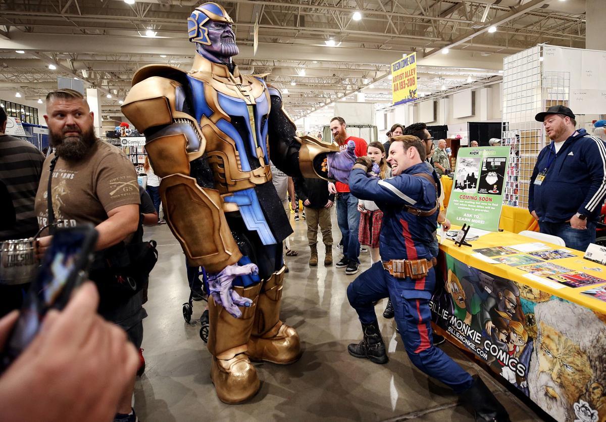 2018 Tucson Comic-Con