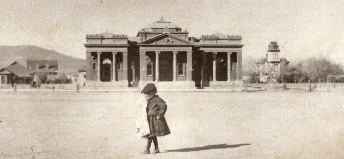 Carnegie Library 1901