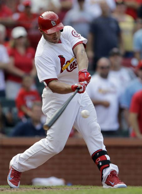Game of the day: Cardinals 6, Pirates 5: Cards climb within two of first after walk-off