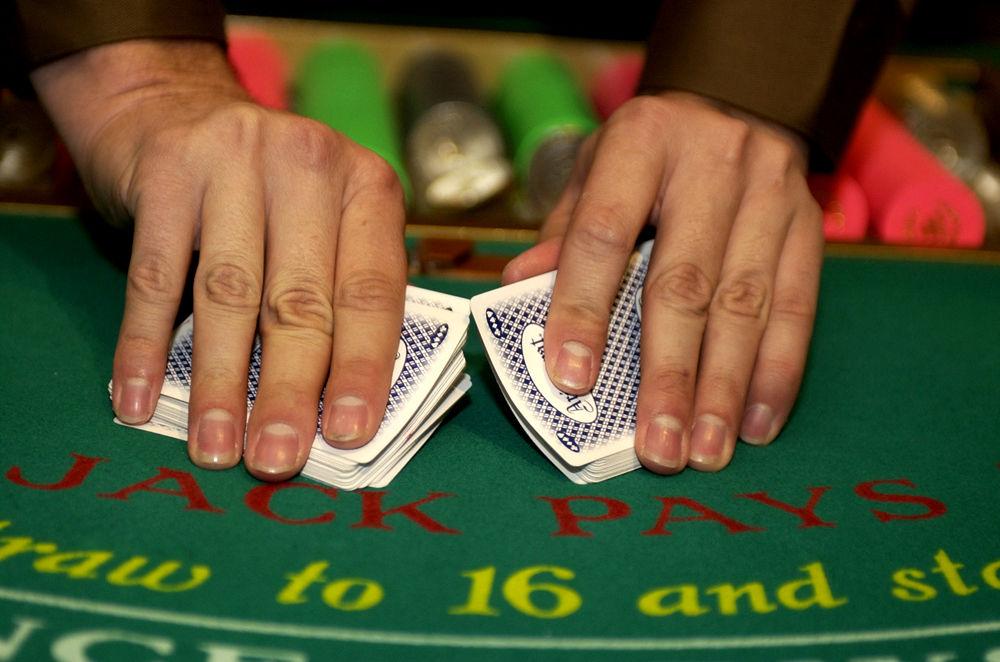 Image result for rude blackjack dealer
