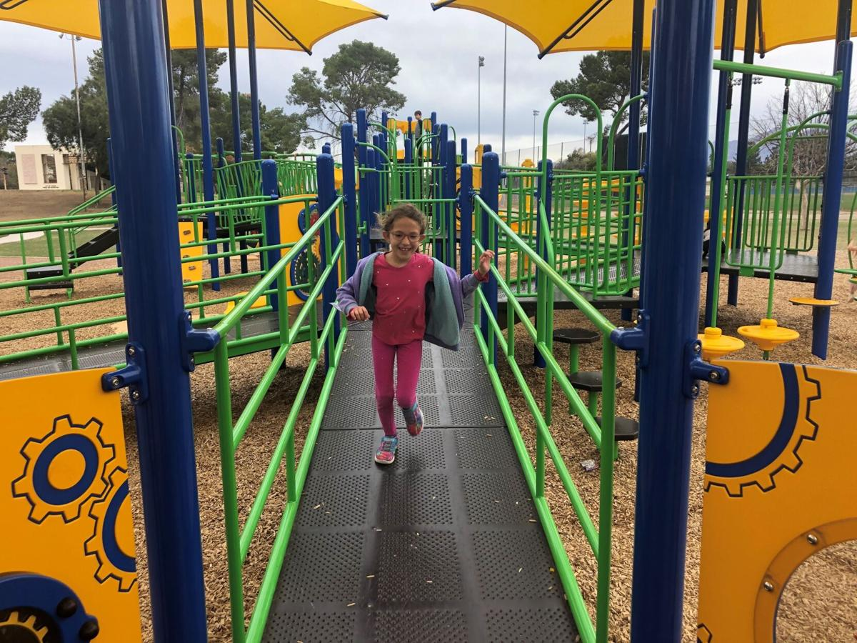 Reid Park playground