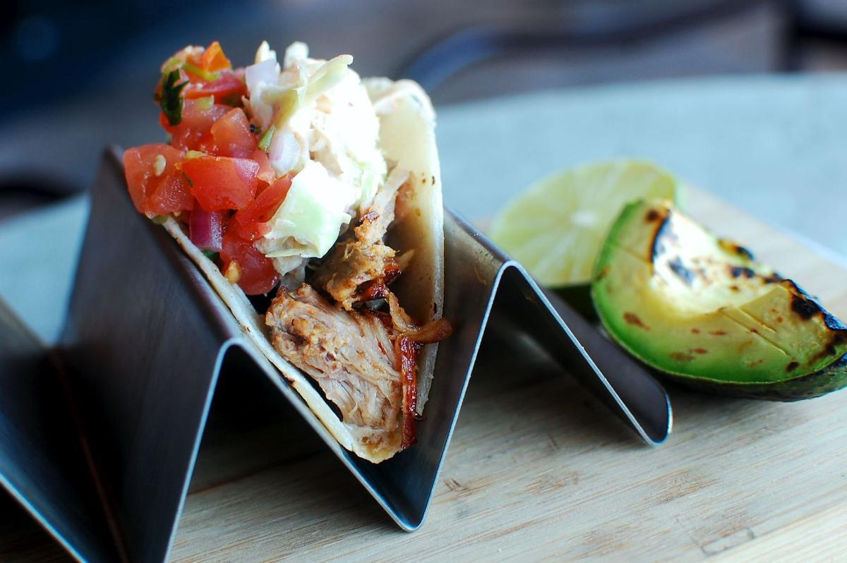 Taco No. 25: In the Foothills, gringos do it gourmet