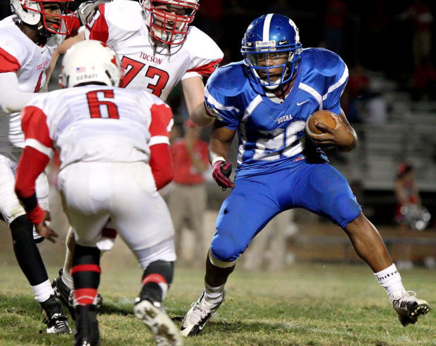 High school football: players to watch: Buena hopes to keep top RB Drake fresher