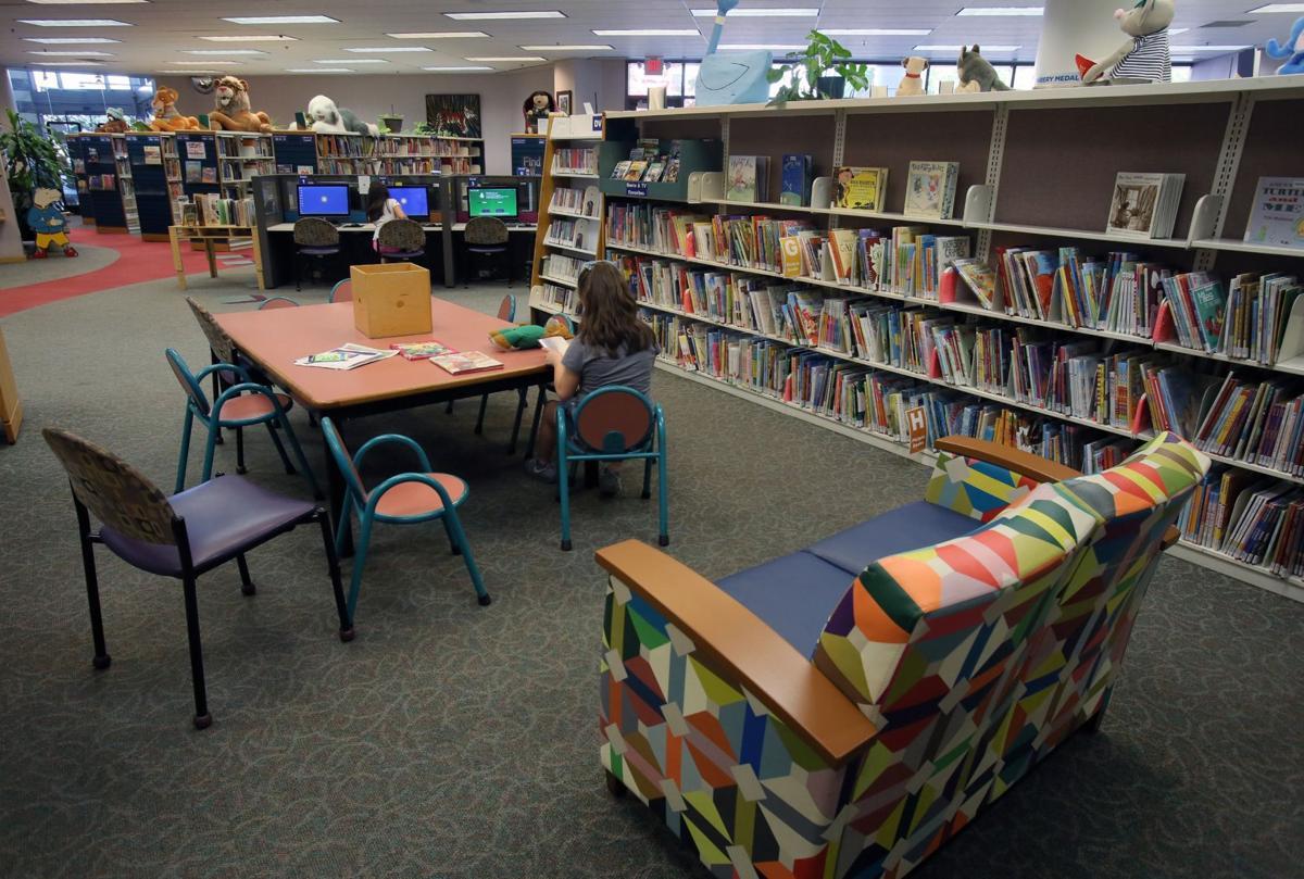 Library children's room