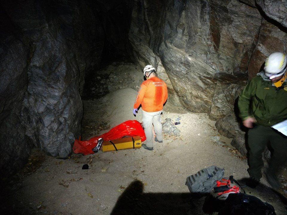 Hiker rescue