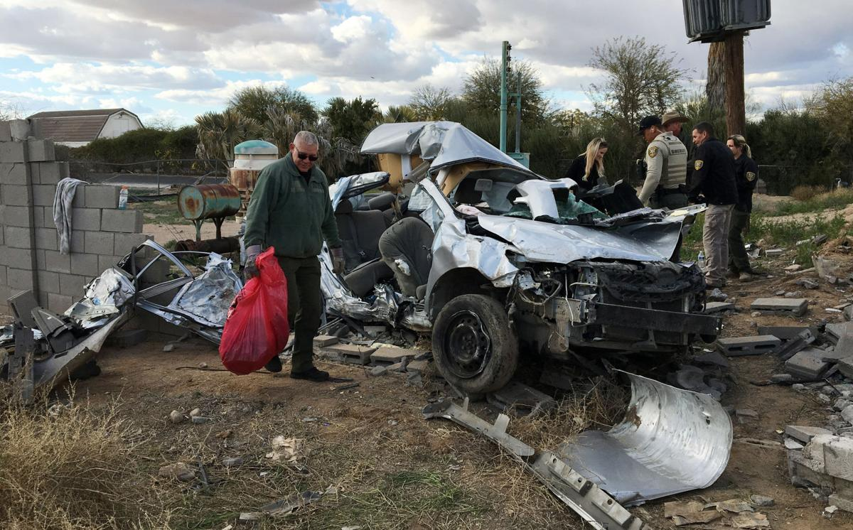 Pinal County officials ID driver, 2 of 3 teens killed in