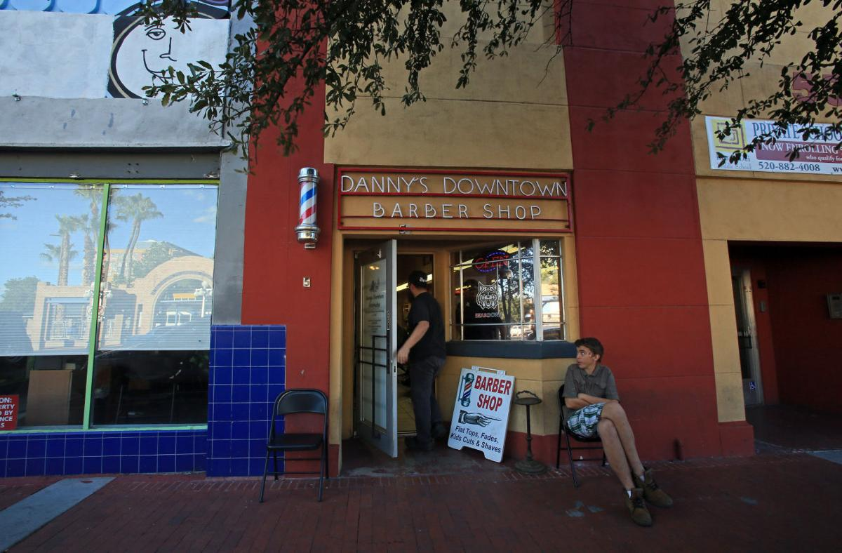 Downtown Barber Shop Keeps Tradition Alive News About Tucson And