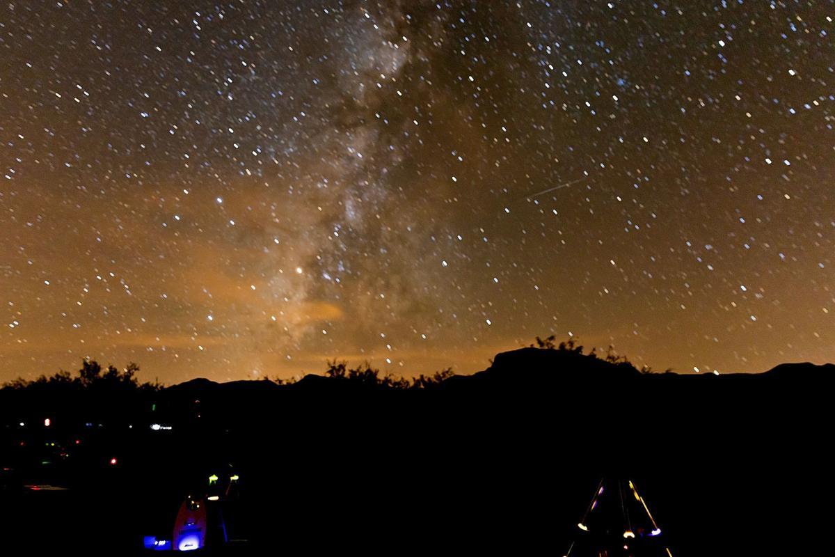 Stars over Kartchner