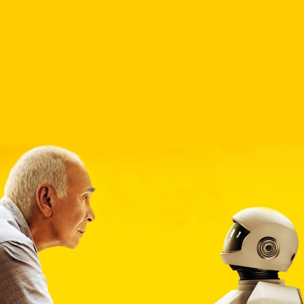 Robots may play big role in elder care