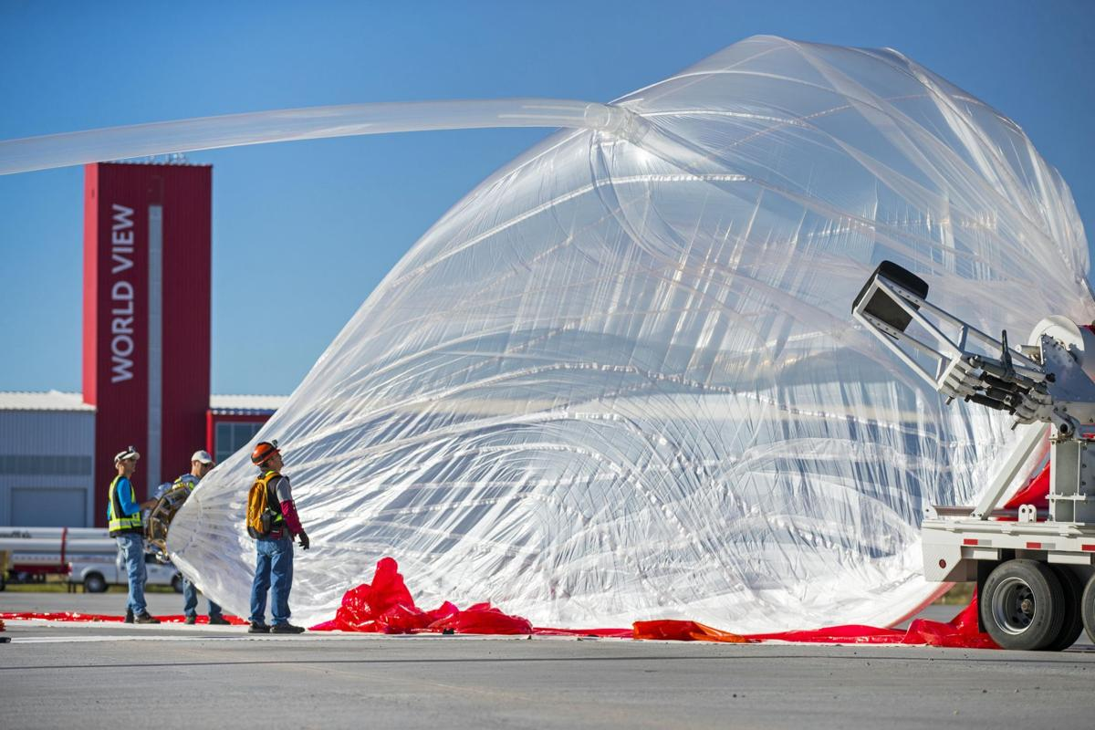 World View completes first balloon launch from Spaceport Tucson
