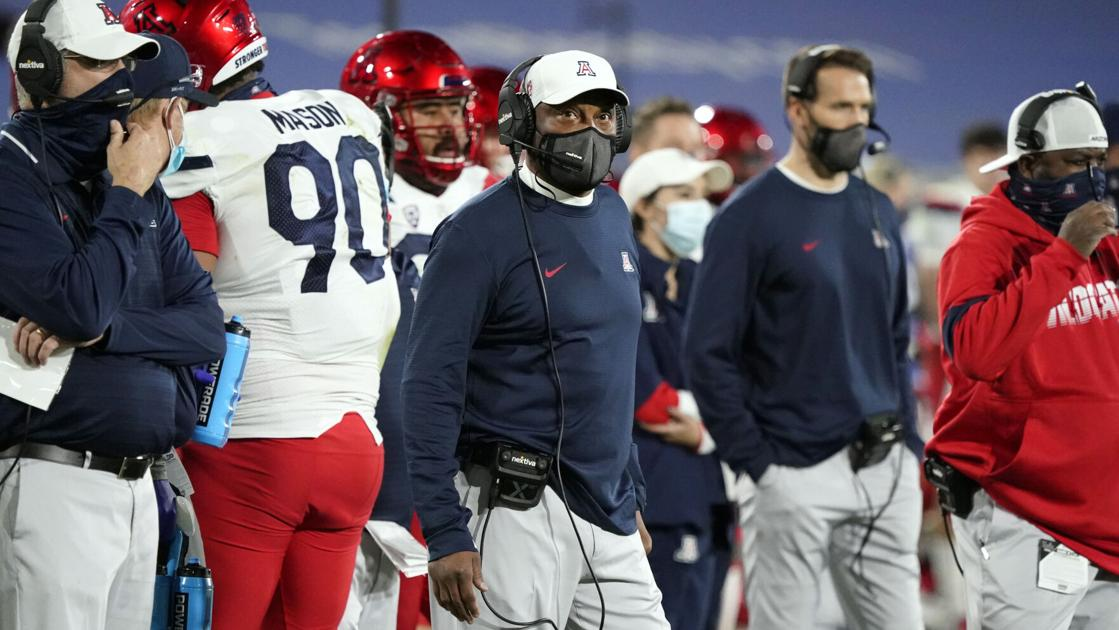 Arizona loses another defensive end from 2021 class as Ja'Marian Peterson reopens recruitment