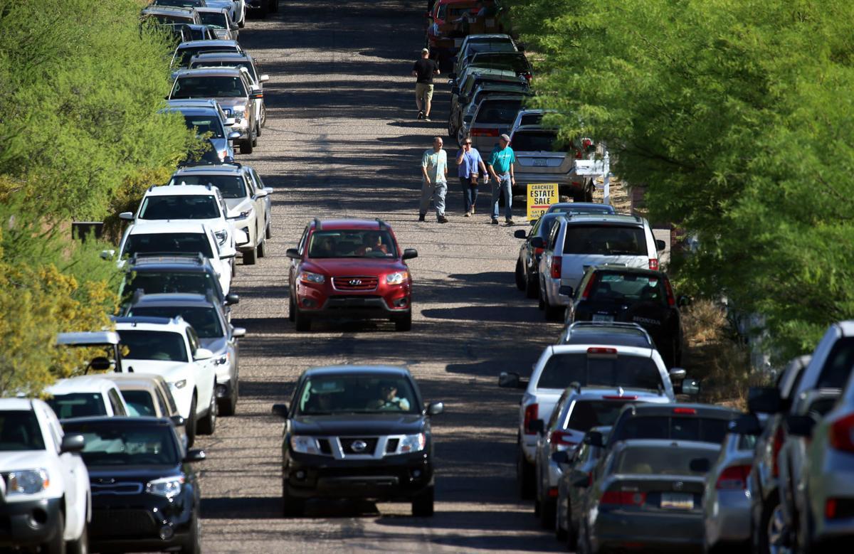Weekend sales prove popular with Tucson treasure hunters