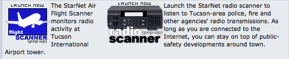 Listen in with The Star's radio scanners   Local news